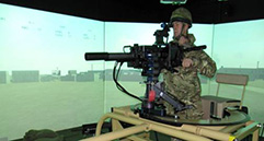 Military Simulator Training System Connectivity