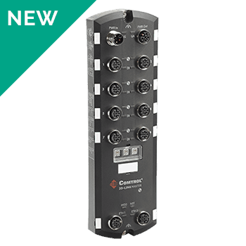 8 PNIO L IP67 right NEW 2 - IO-Link Master Gateway PROFINET IO