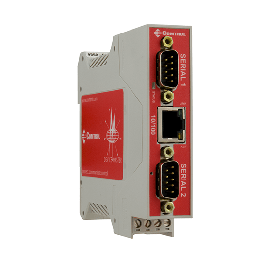 DM 2102 - DeviceMaster Modbus Products