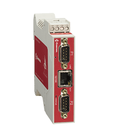 DM 2102 right - DeviceMaster EtherNet/IP™