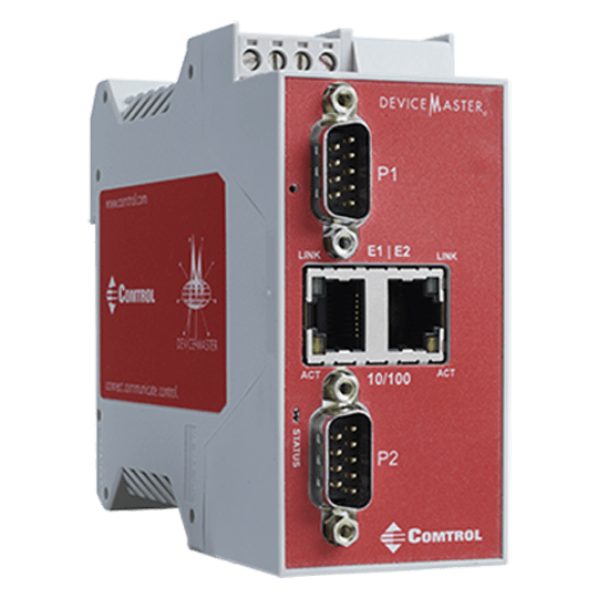 DM 2302 right full - DeviceMaster EtherNet/IP™