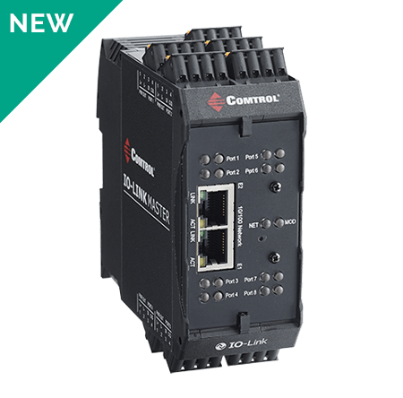 DR 8 EIP P right NEW 1 - IO-Link Master Gateway PROFINET IO