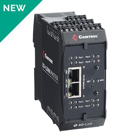 DR 8 EIP T right NEW 1 - IO-Link Master Gateway EtherNet/IP