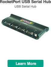 Rocketport USB Serial Hub